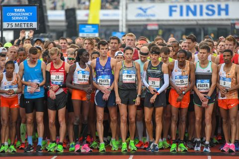 Sports, Long-distance running, Athlete, Athletics, Individual sports, Marathon, Recreation, Running, Outdoor recreation, Exercise,