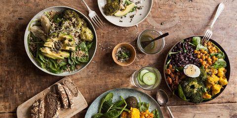 gezonde restaurants Amsterdam
