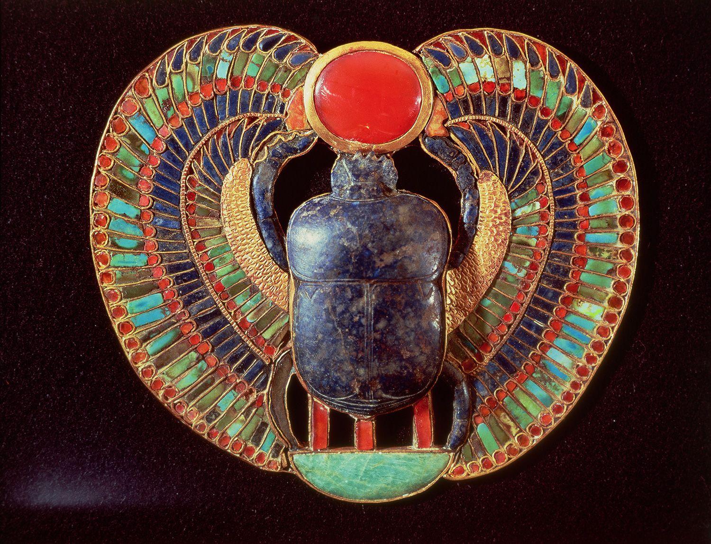 Por Qué Da Buena Suerte El Escarabajo Egipcio