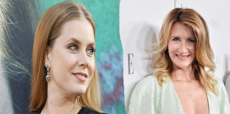 HBO Drama Amy Adams y Laura Dern