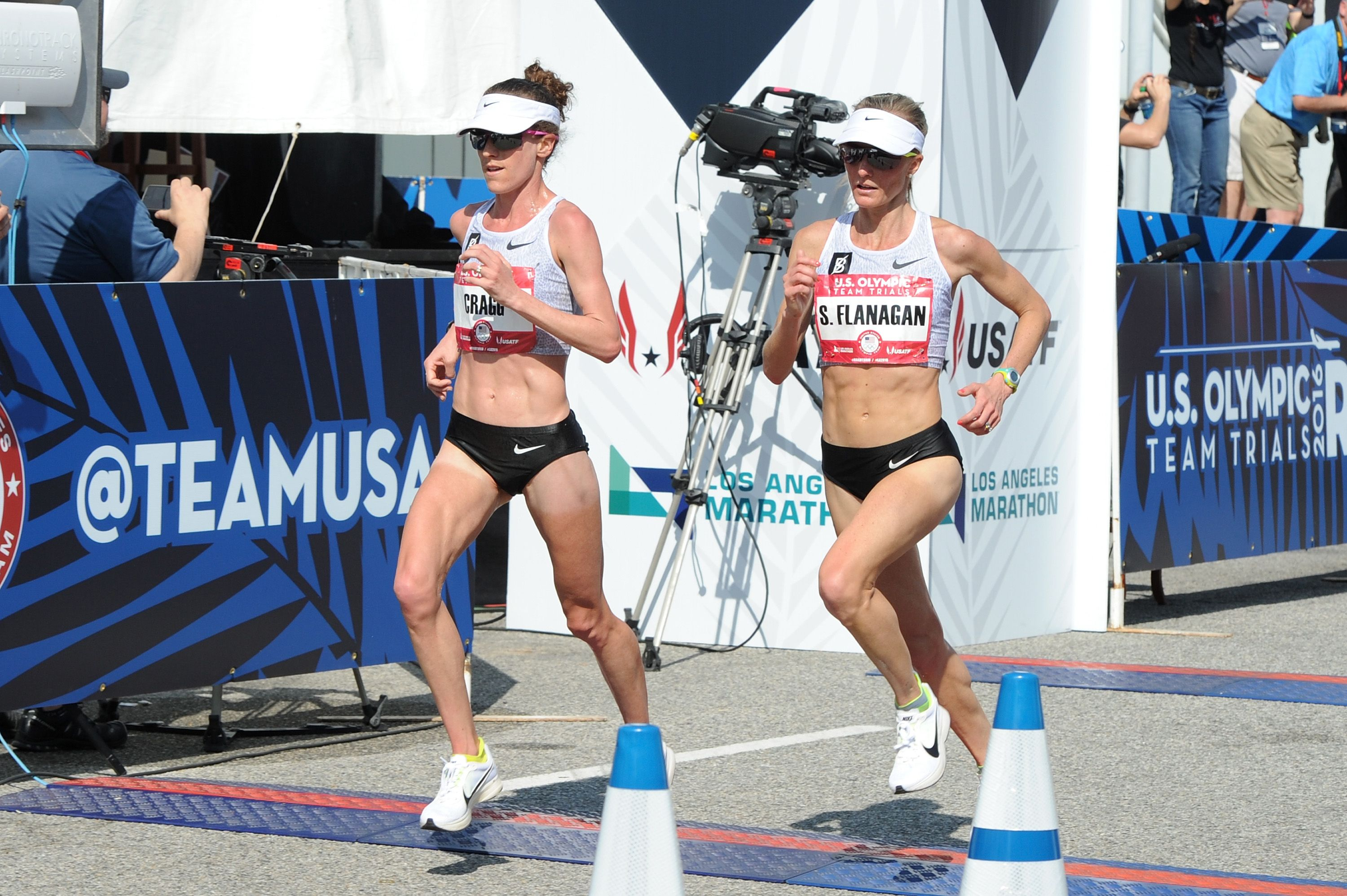 The Best Moments at the Olympic Marathon Trials