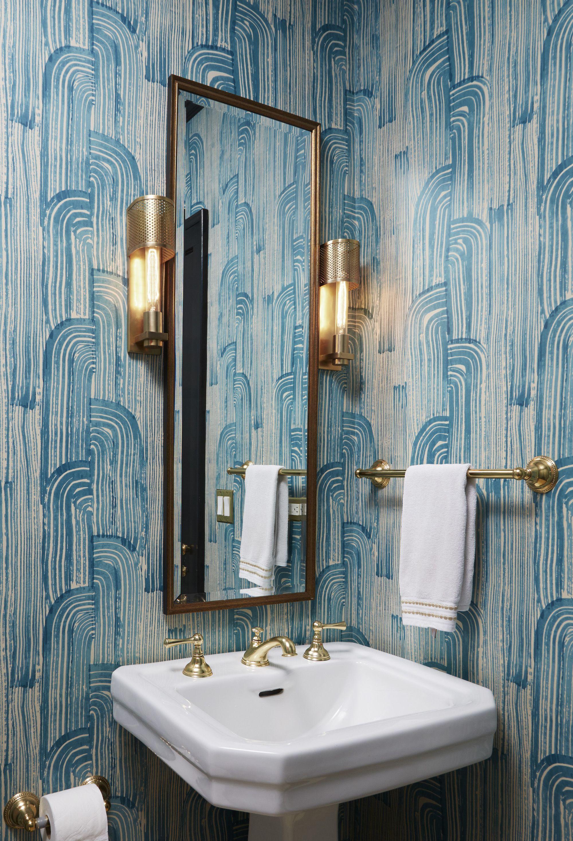 40 Stunning Powder Room Ideas Half Bath Decor Design Photos