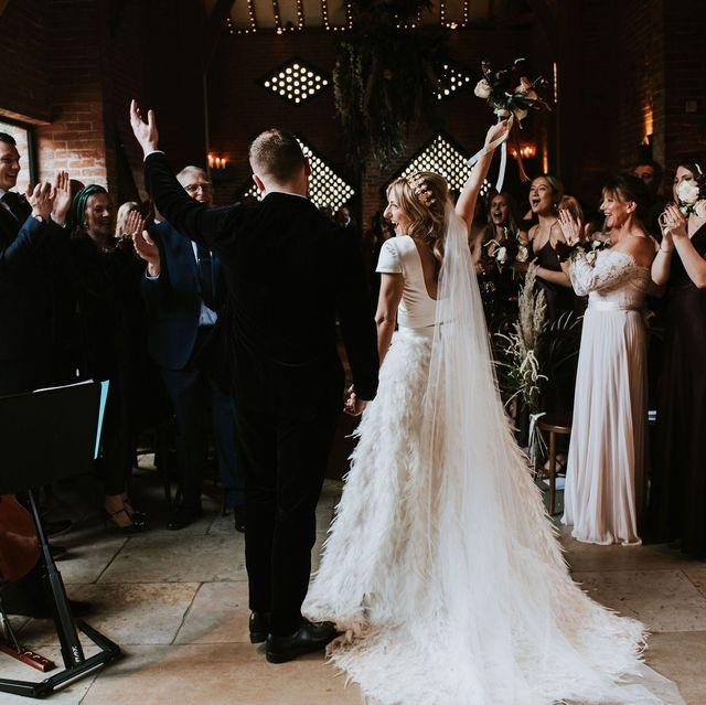 Real brides - wedding dress inspiration