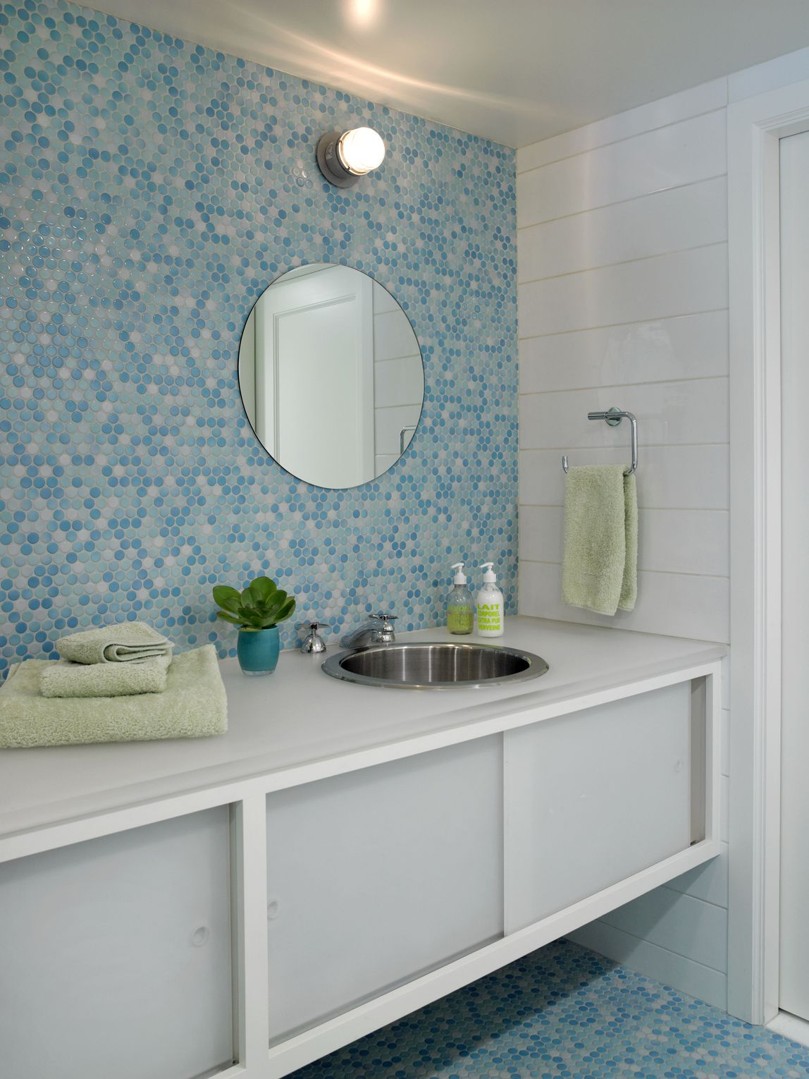 Bathroom Ideas Tiled Walls