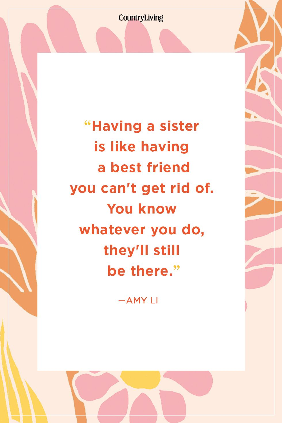 5 Best Sister Quotes - Quotes About Sisters
