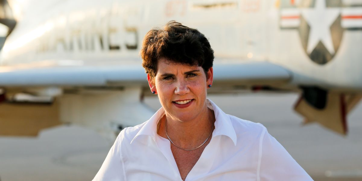 Amy McGrath Interview - Kentucky Congressional Candidate on How She'll Win in Trump Country