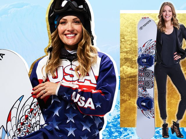 Winter Olympics Having To Relearn All >> Amy Purdy Fun Facts All About 2018 Us Olympic Snowboarder Amy Purdy