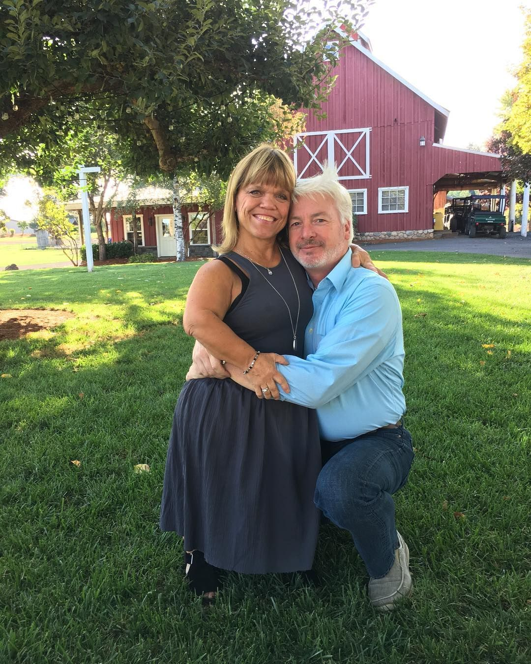 who is the guy amy roloff is dating