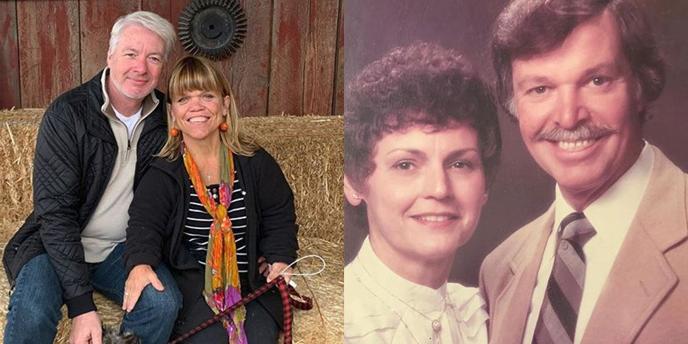 Amy Roloff Posts Heartbreaking Instagram About Her Mom and Fiancé Chris Marek