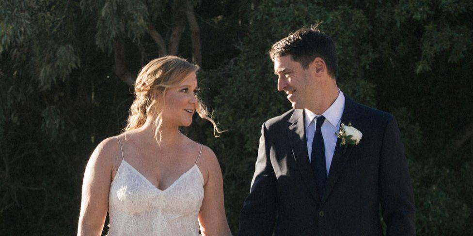 Amy Schumer Secret Wedding To Chris Fischer Marries In Surprise