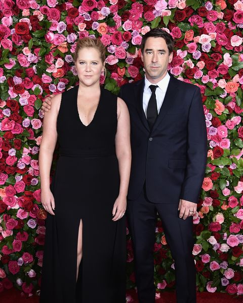 Amy Schumer, Chris Fischer