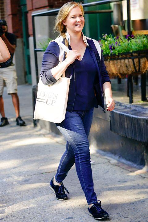 Celebrity Sightings in New York City - June 11, 2018