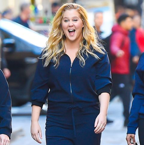 Celebrity Sightings in New York City - October 25, 2018