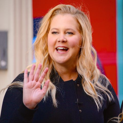 Amy Schumer Celebrity Sightings in New York City - October 25, 2018
