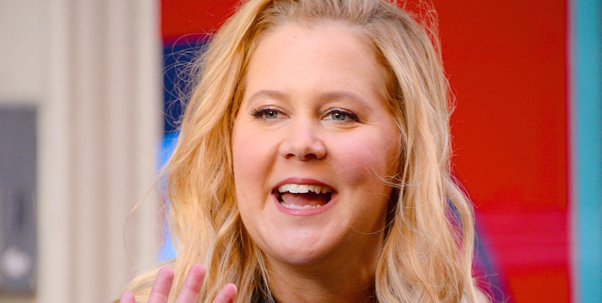 Amy Schumer Posted The Most REAL Photo Of Herself After Giving  Birth