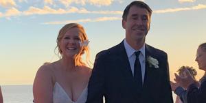amy schumer wedding