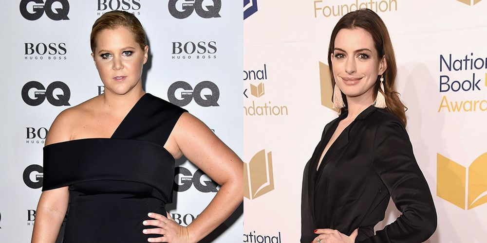 Here's why Anne Hathaway and Amy Schumer weren't at the Golden Globes