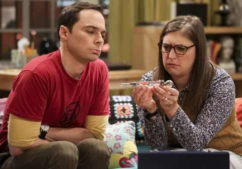 The Big Bag Theory temporada 12 Sheldon Amy