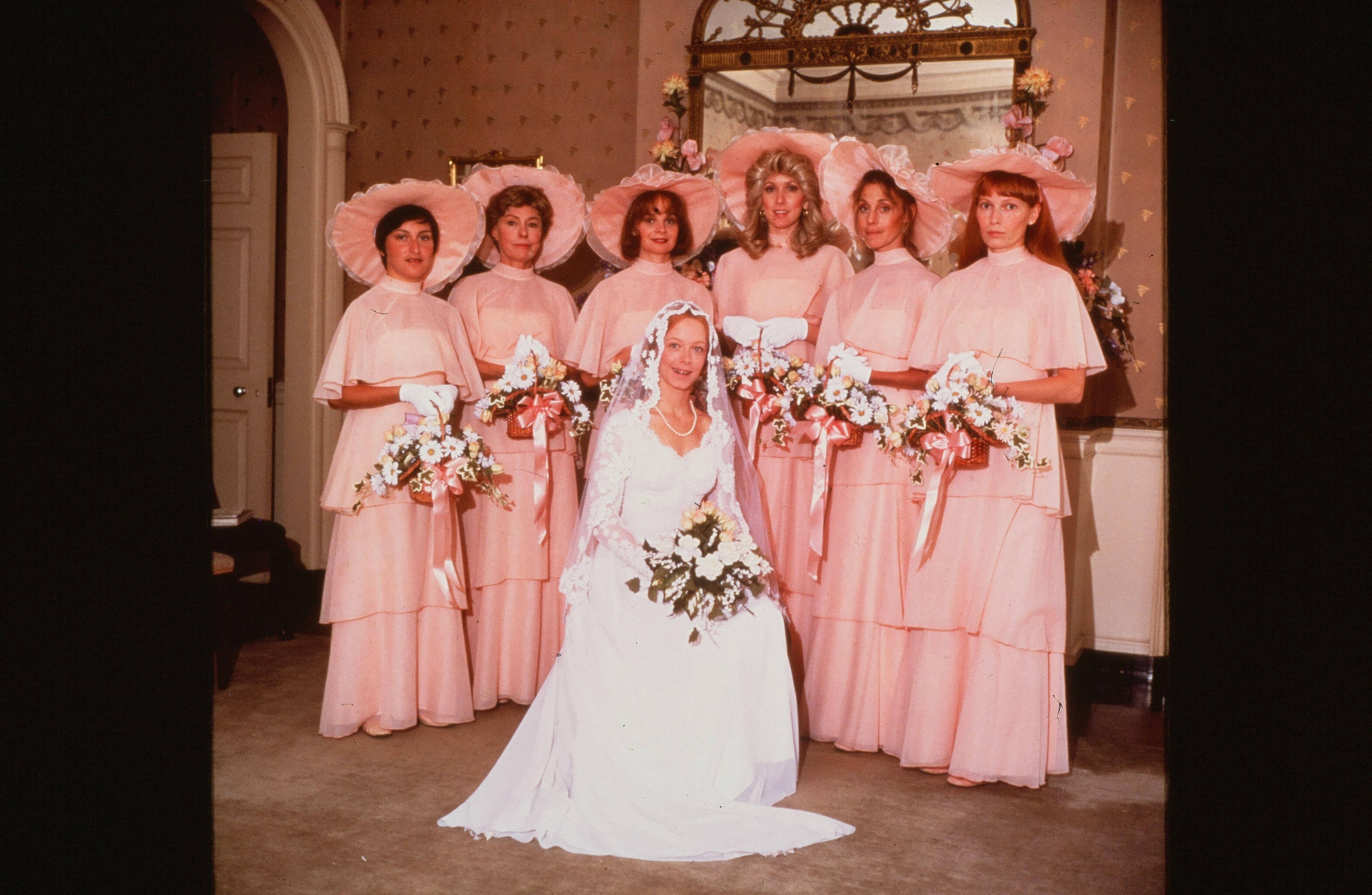 The Evolution of Bridesmaid Dresses