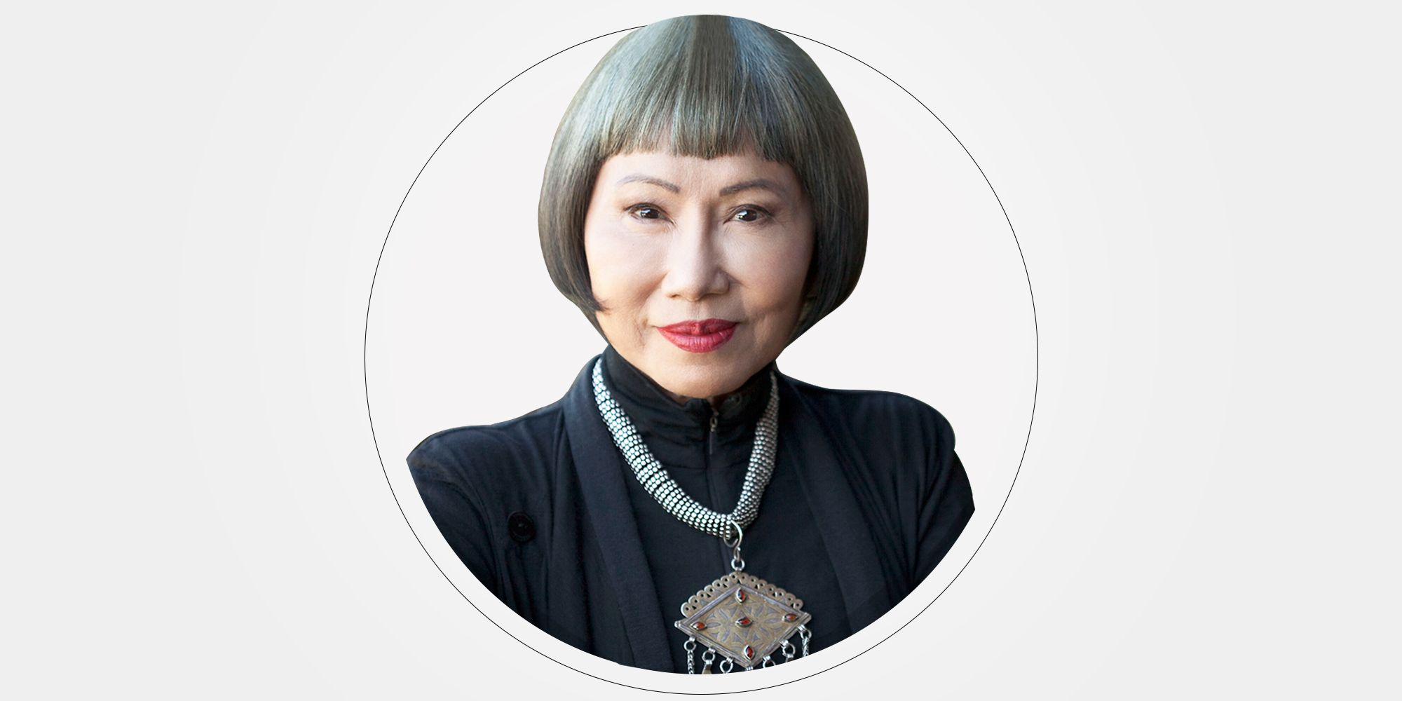 Amy Tan: 'All You Have to Do is Write a Story That's Believable.'