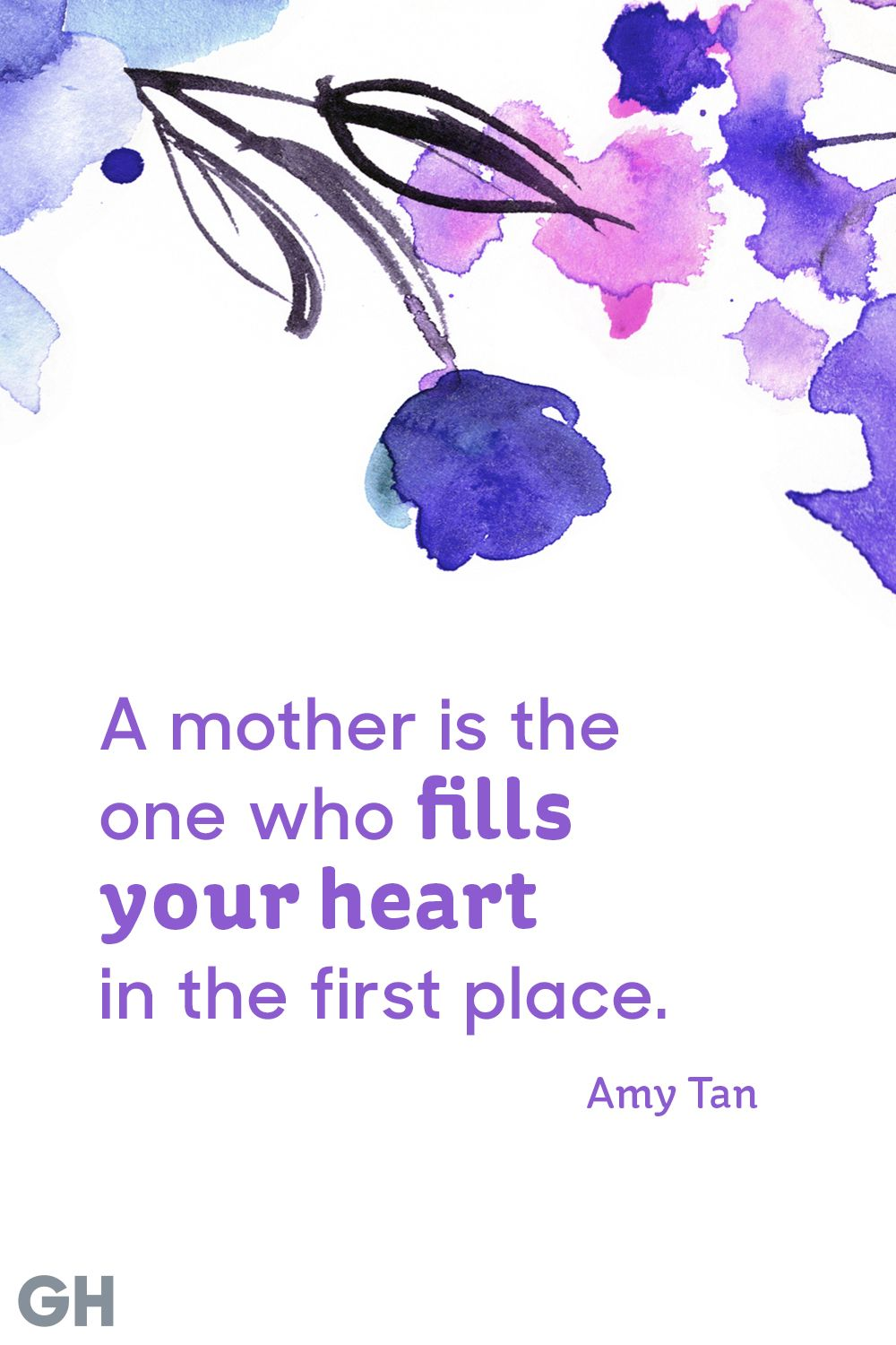 amy tan mother's day quote