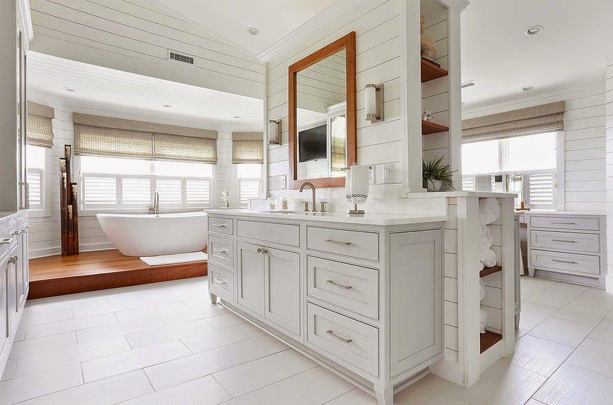 Modern Big Bathroom Decor