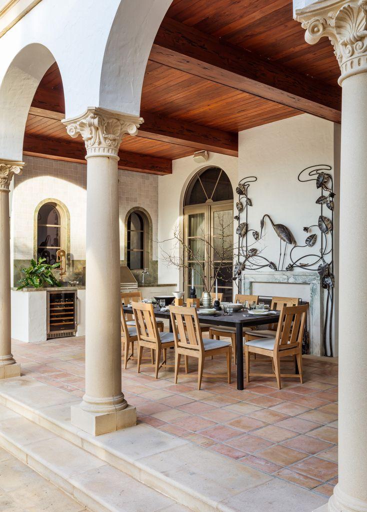 Kips Bay Show House Tour  Inside The Palm Beach Home