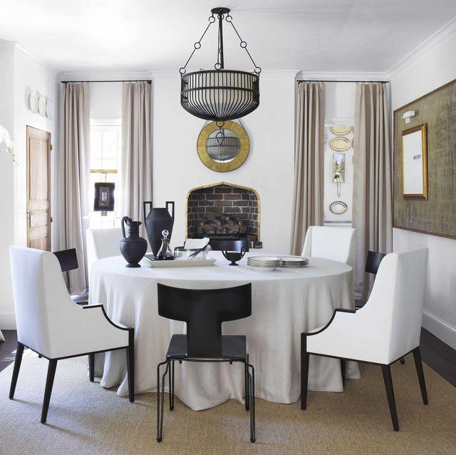 Amy Morris-Designed Atlanta Dining Room, Veranda