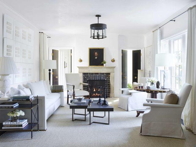 Cool Inside A 100 Year Old Atlanta Home Amy Morris House Tour Interior Design Ideas Truasarkarijobsexamcom