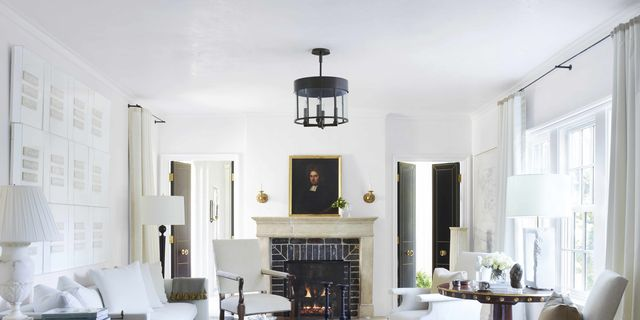 Designer Amy Morris Borrows from the Cotswolds to Create an Elegant Atlanta Cottage