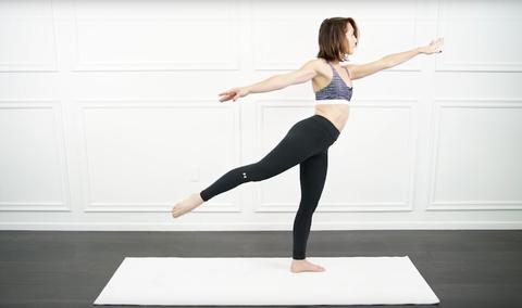 Celebrity Trainer Amy Rosoff Davis's 10 Minute Workouts
