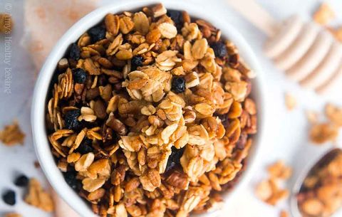 5-Ingredient Slow Cooker Granola