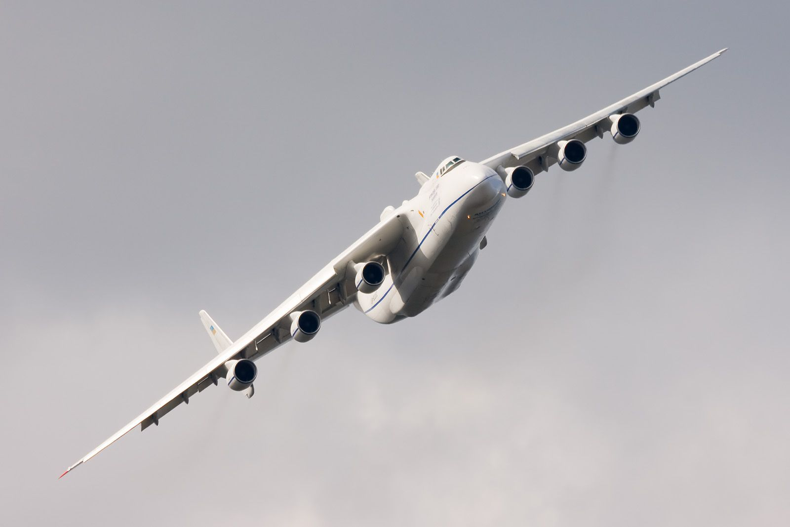 The World's Largest Airplane Flies Again