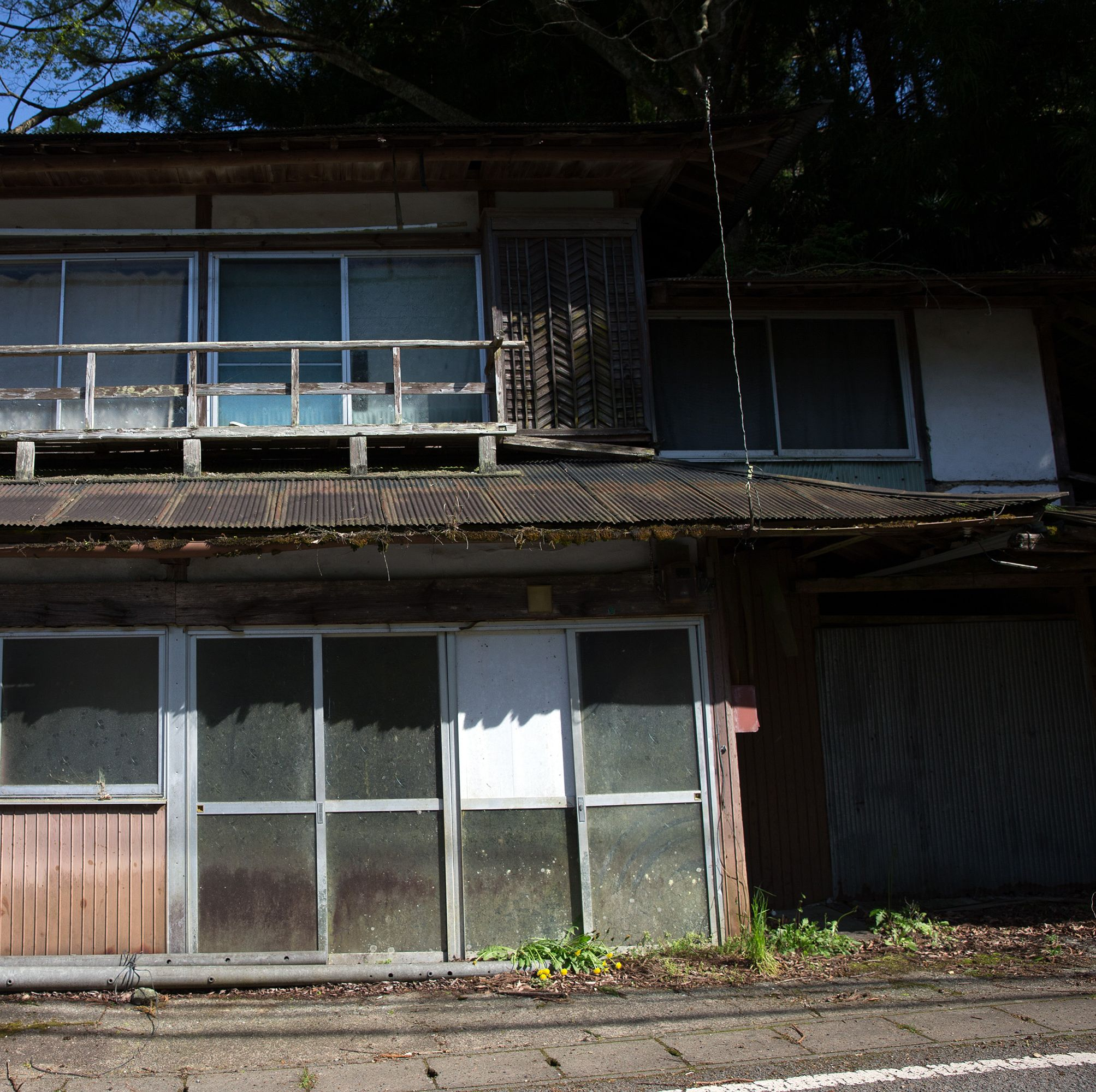 The Free Homes Being Given Away In Japan Actually Have Some Scary History
