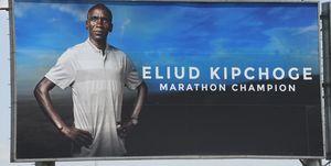 Eliud Kipchoge, maratón, Ineos 1:59, bajar de las dos horas