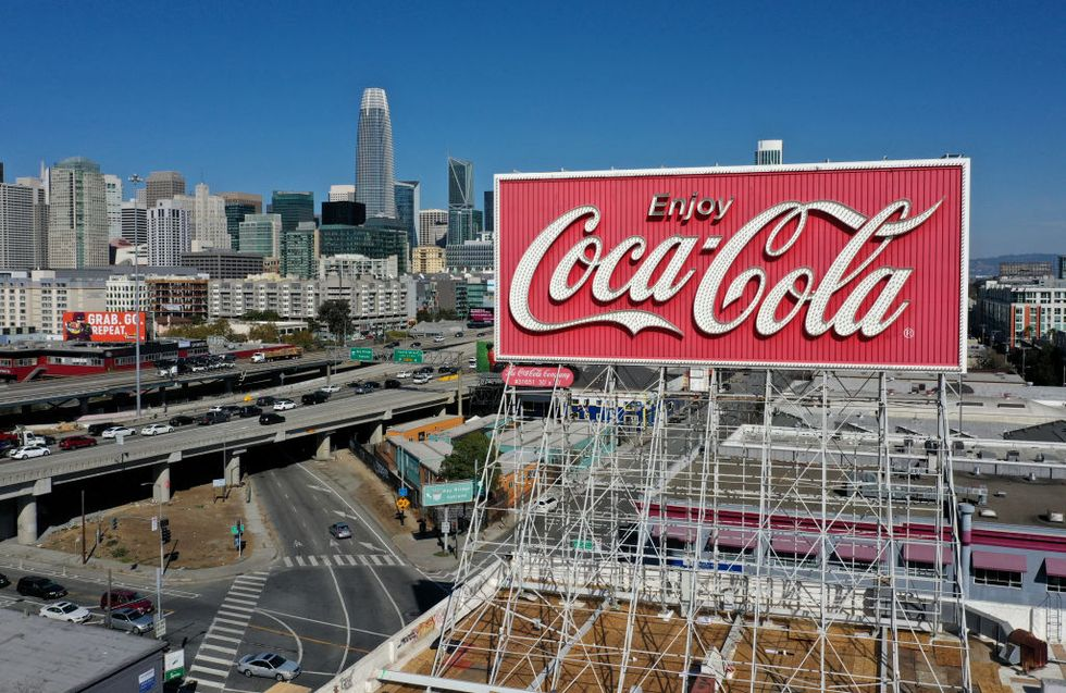 San Francisco's Iconic 83-Year-Old Coca-Cola Billboard Is Being Removed Due To High Rent Costs