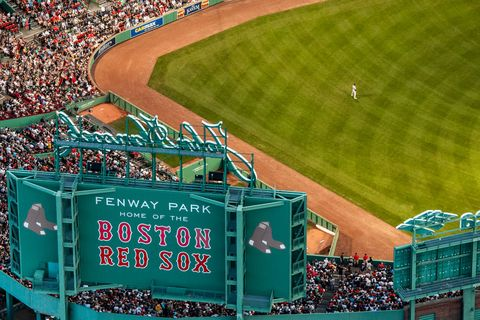 Yankees de New York contre les Red Sox de Boston