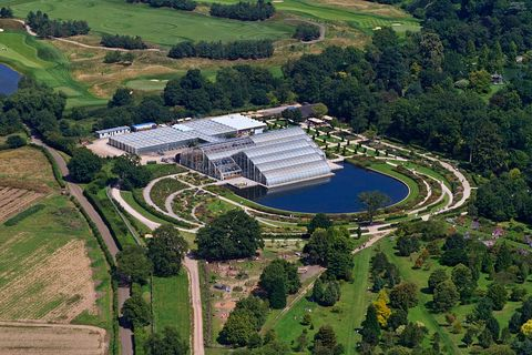 RHS Wisley Gardens To Reopen On Tuesday After Water Main ...