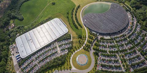 aerial views of britain