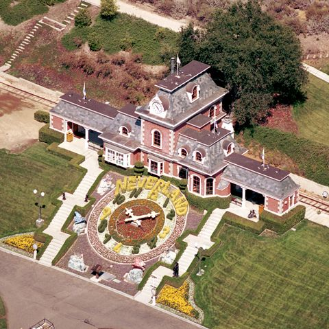 Michael Jackson Neverland Home