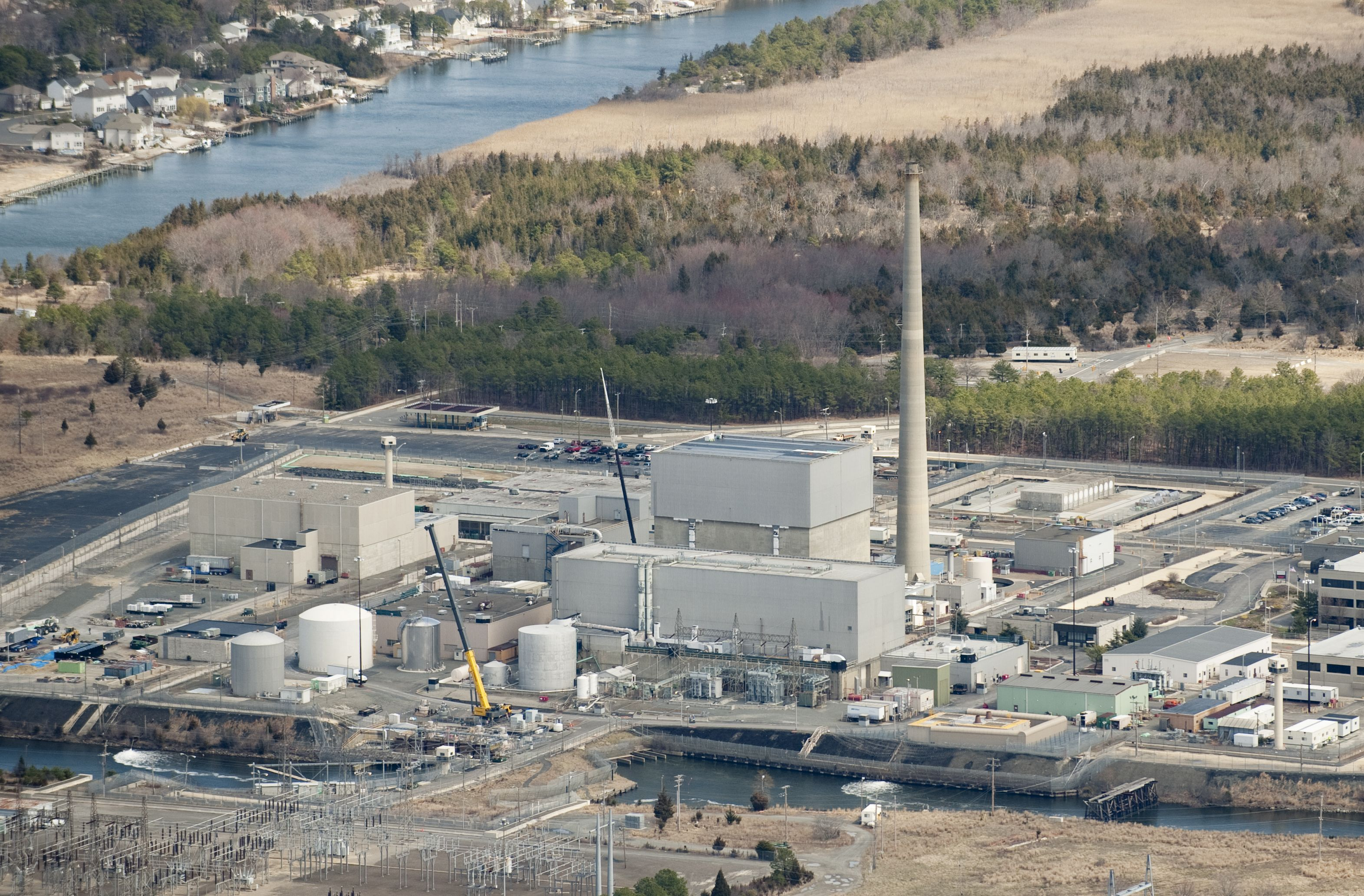 America's Oldest Nuclear Plant Is Shutting Down