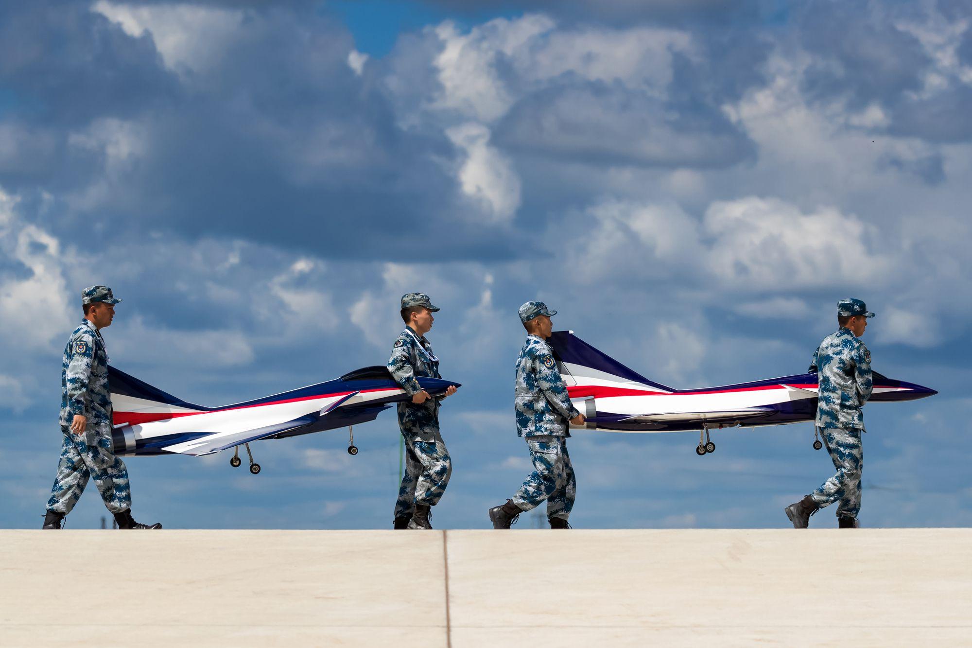 Counterfeit Air Power: Meet China's Copycat Air Force