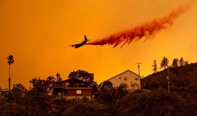 us fire california wildfire napa
