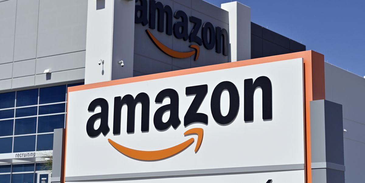A UK Amazon Warehouse Was Caught Destroying up 130,000 Unsold Items a Week