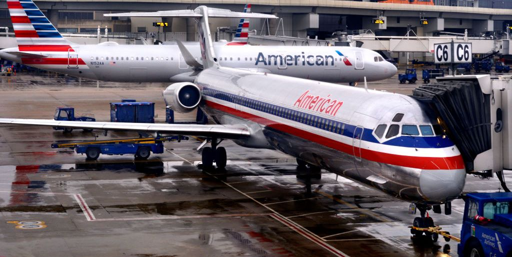 American Airlines Grounded 14 Planes For Overhead Bin Issues