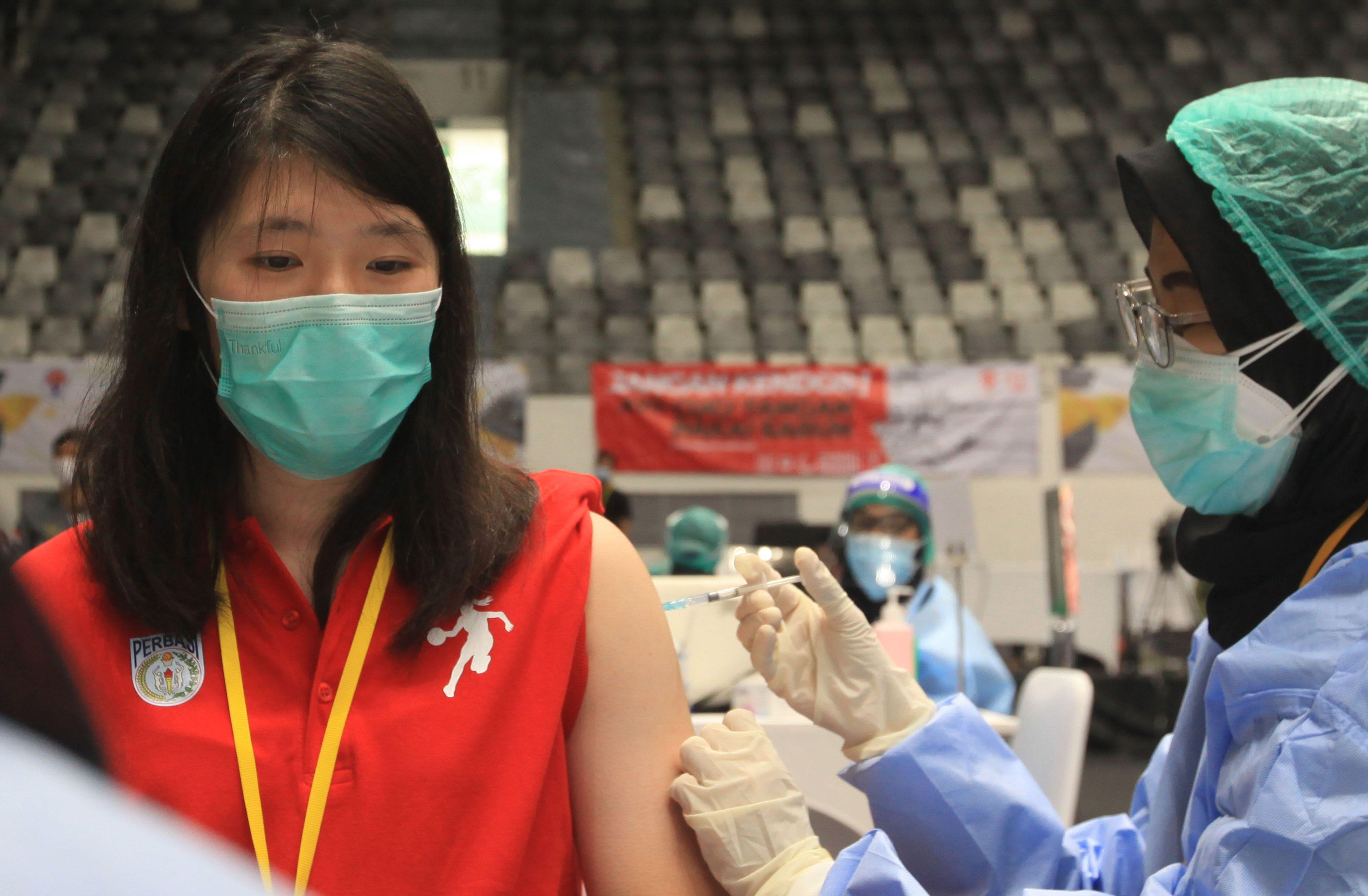 El COI comprará vacunas chinas para los deportistas de Tokio