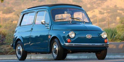 Fiat,Fiat 500,Fiat 500 Giardiniera