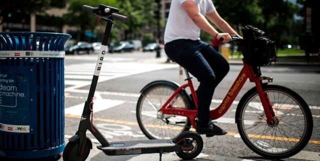 Electric Scooters - Why Cyclist Should Welcome Them to Bike Lanes 15ce4f77c