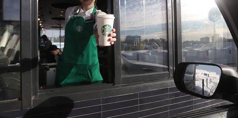 First Starbucks drive-thru opens in Russia