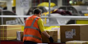 GERMANY-ECONOMY-POST-DHL